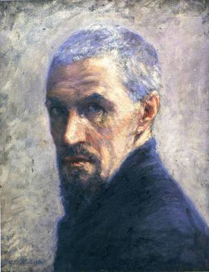 Gustave Caillebotte - Self Portrait II