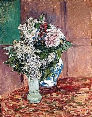 Gustave Caillebotte - Still life 2