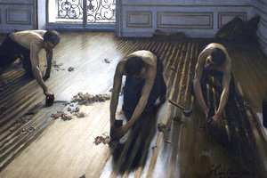 Gustave Caillebotte - The Parquet Planers 2