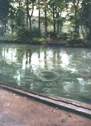 Gustave Caillebotte - L Yerres