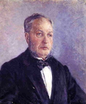 Portrait Of Jean Daurelle
