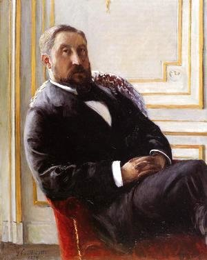 Portrait Of Jules Richemont